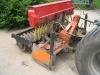 Maschio kopeg 1.80m met zaaimachine opbouw